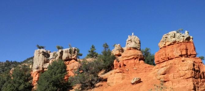Helena, Logan, Bryce Canyon  21.09. – 25.09.2017