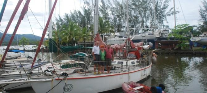 Lojan auf dem Pazifik