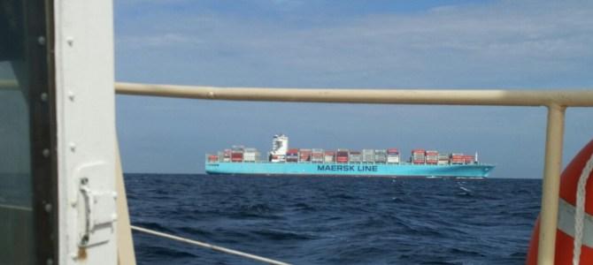 La Coruña bis Norderney – 2. Teil