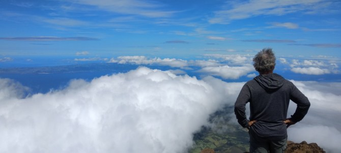 2. Woche Pico / Azoren