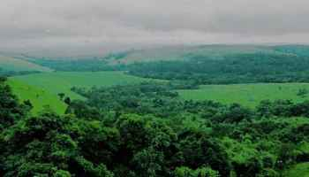 green hills of Mondulkiri