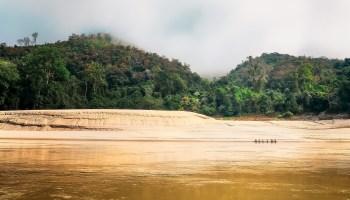 Mekong at Chiang Khan