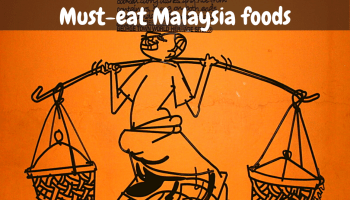 Cover-11+1 must eat malaysia foods