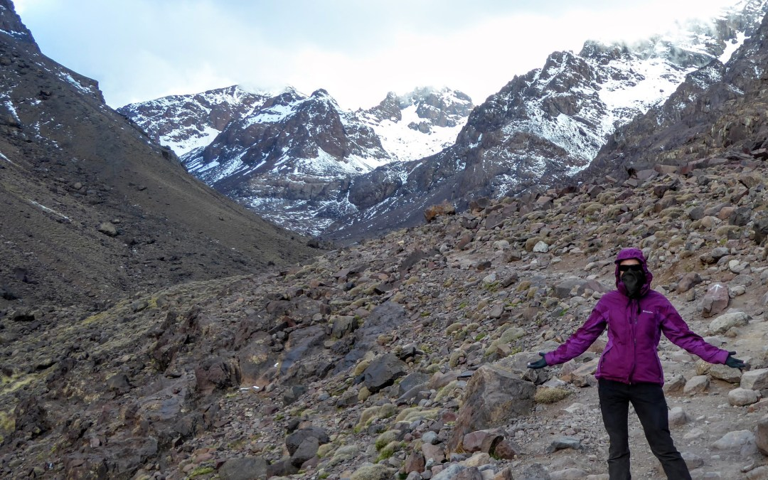 Toubkal, the mountain which beat me!
