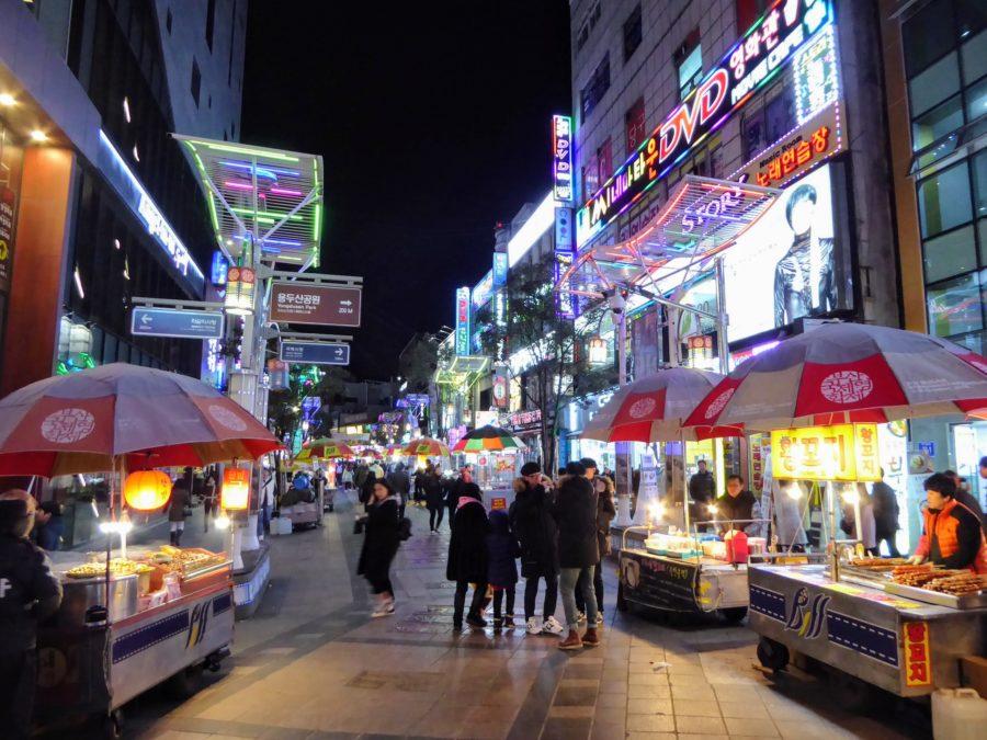 My South Korean Round Up