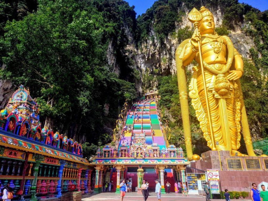 Batu Caves - Best Day Trips from Kuala Lumpur - Ummi Goes Where