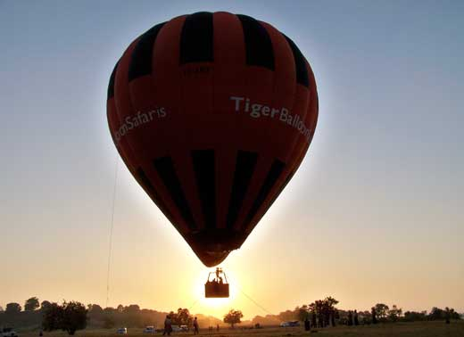 Wherever the Wind Blows – Ballooning in Goa