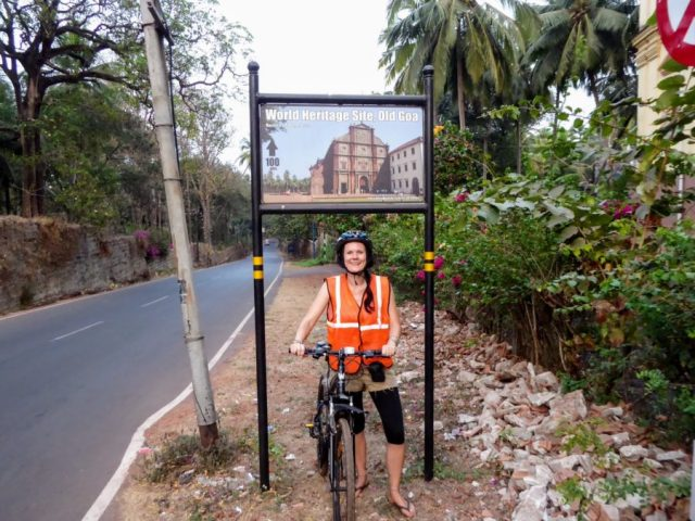 Cycling bike Cycle Tour Old Goa
