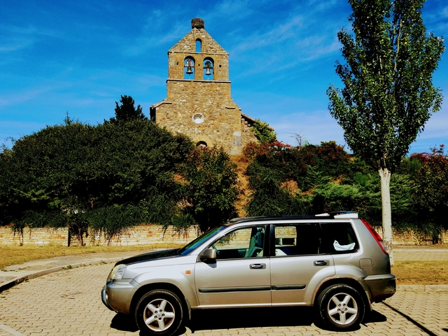 Travelling And Living In My Car In The North Of Spain.