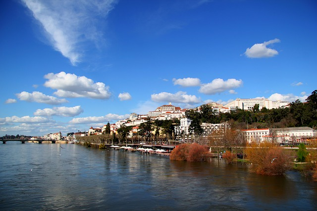Free things to do Coimbra Tourist guide Portugal river Mondego