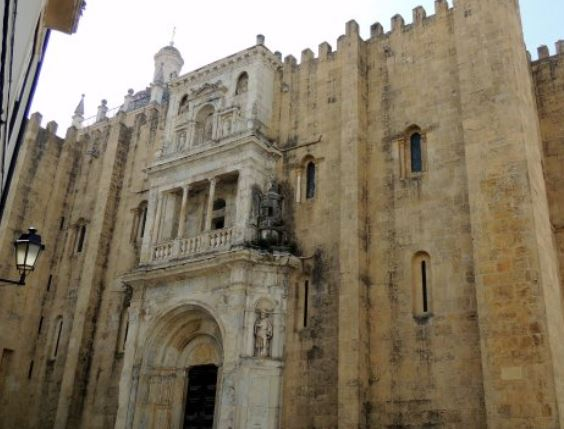 Se Velha Free things to do in Coimbra Portugal a Tourist Guide