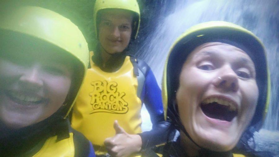 Canyoning Christchurch: Big Rock Adventures