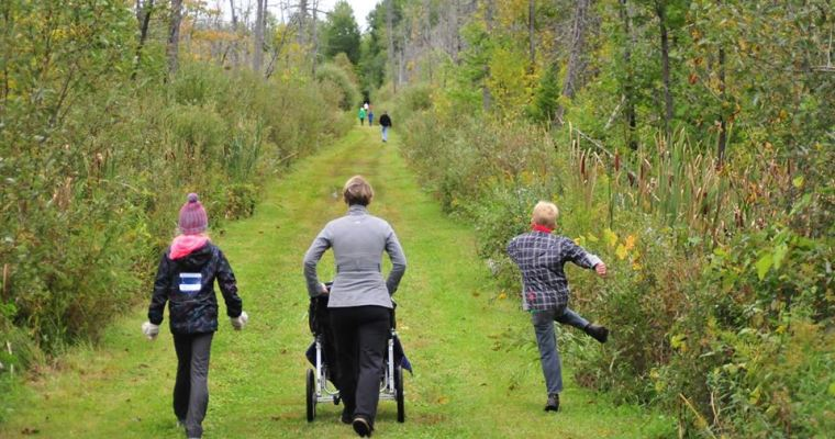 Walk and Roll Month 2019 – Events