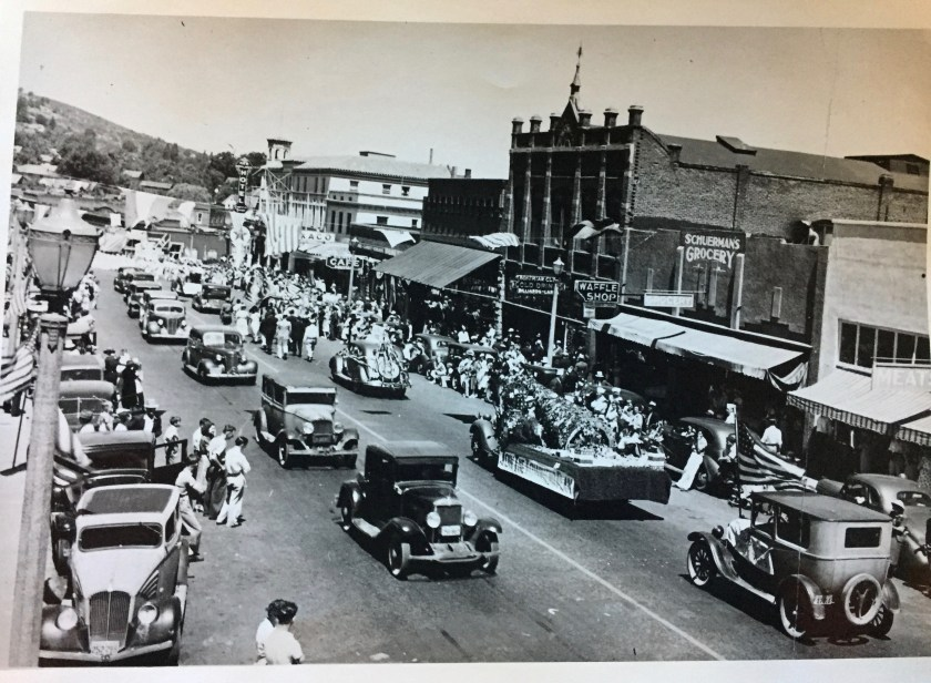 Ashland history