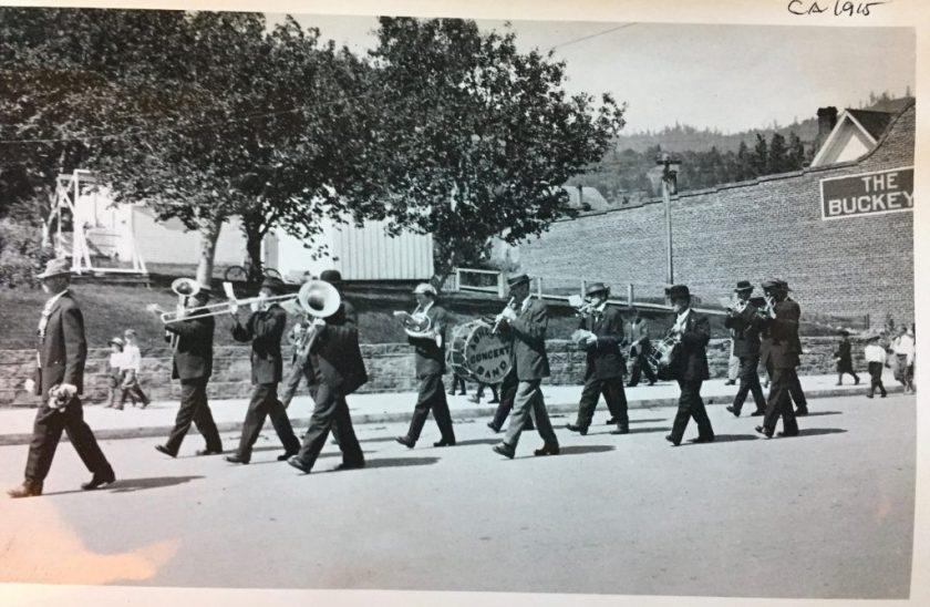 Ashland 4th of July parade