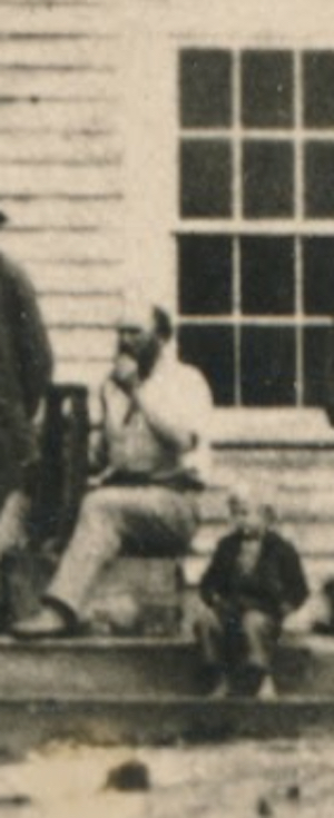 Ashland history, Abel and John Helman 1865