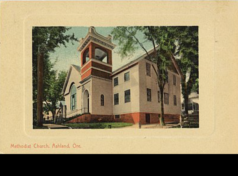 Ashland First Methodist Church 1908
