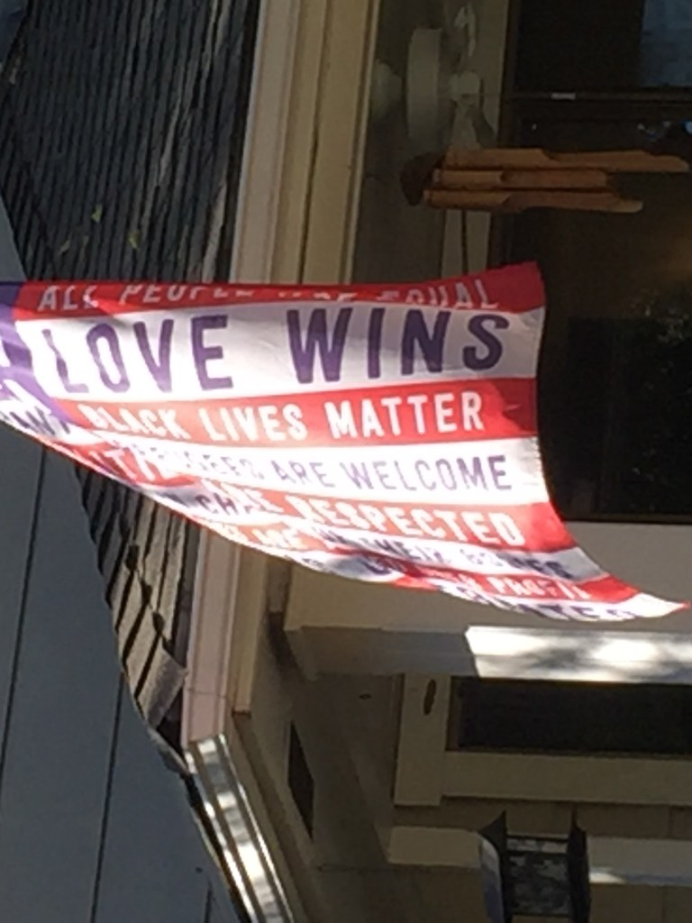"""Love Wins"" flag"