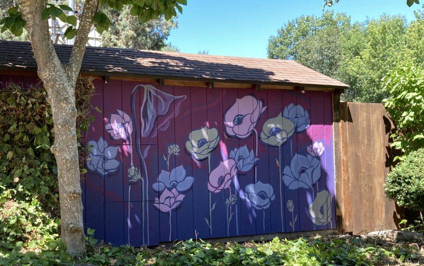 mural, Alida Street