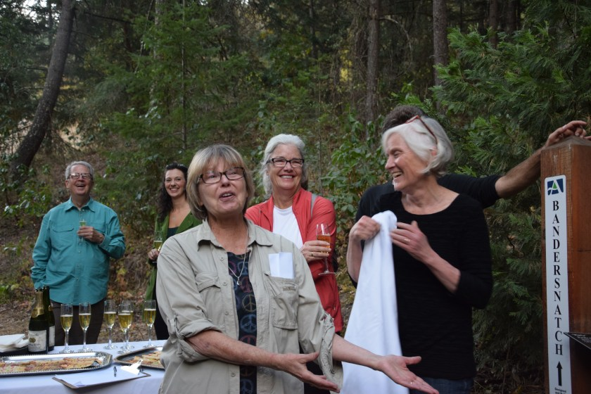 Pacific Fisher dedication October 2015