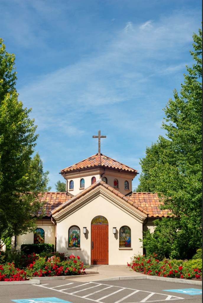 St. Mary's School Chapel