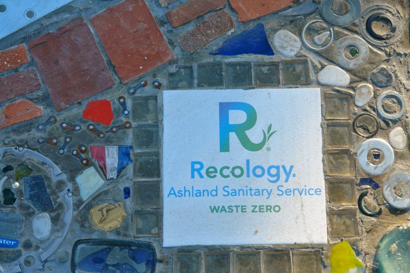 Recology mosaic