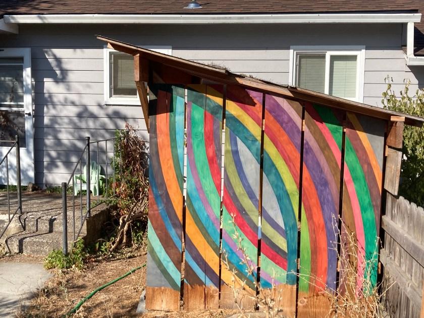 Fordyce Street, Ashland Oregon