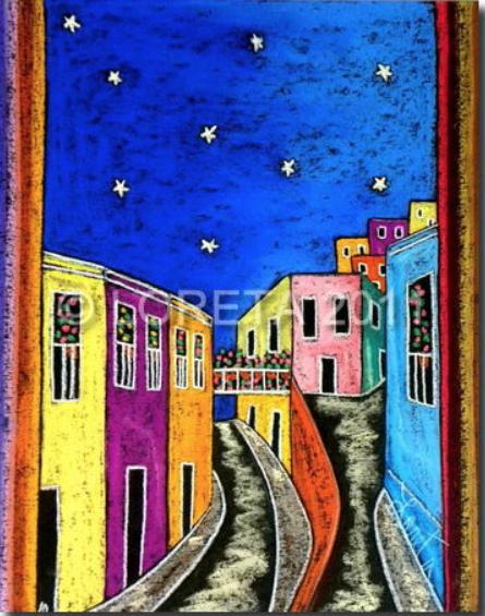 Painting by Loreta