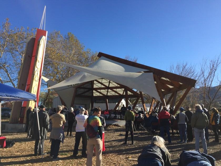 Thalden Pavilion, Ashland