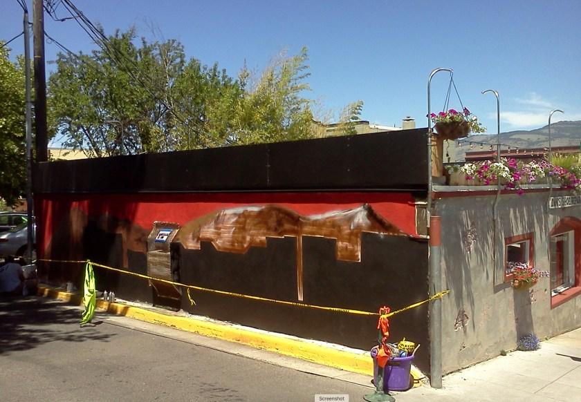 Ashland Streetscape and Hills, public art