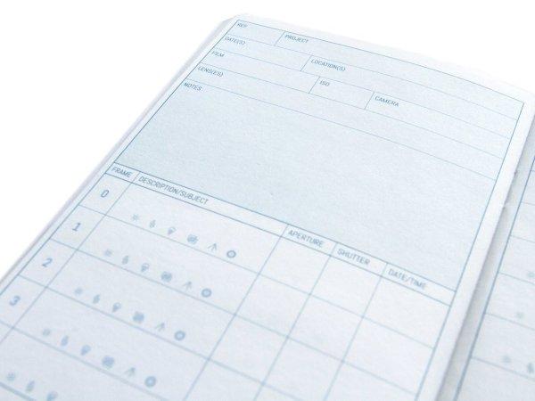 Analogbook Notebook - 35mm