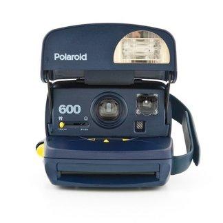 Blue 600 Vintage Camera 90's