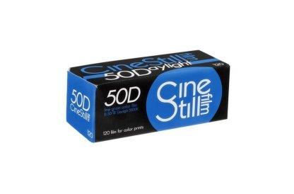 50 Daylight Xpro 120 Film