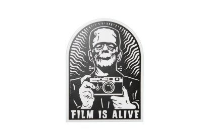 Film Is Alive - Sticker