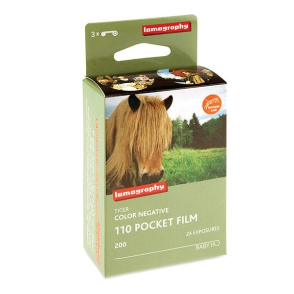 Tiger 200 110 Film - 3 PACK