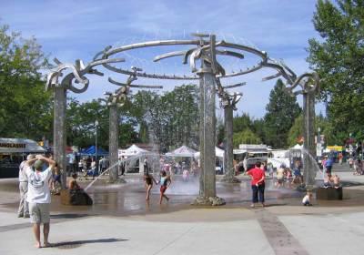rotary-fountain