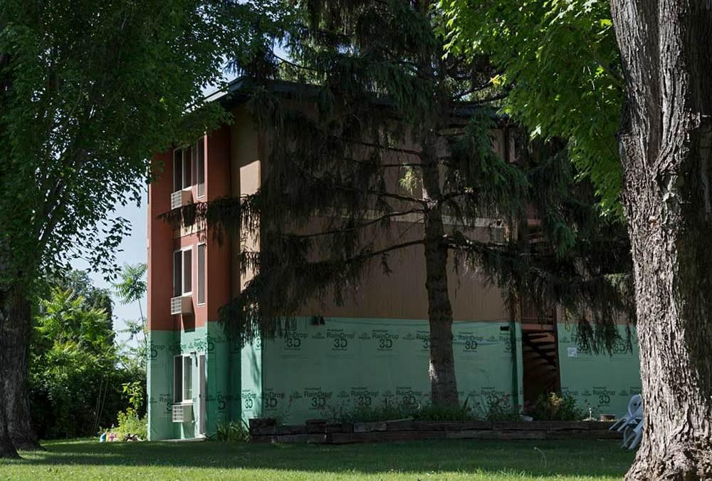 Glenn Acres Housing