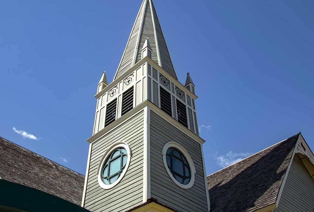The Old Church Restoration
