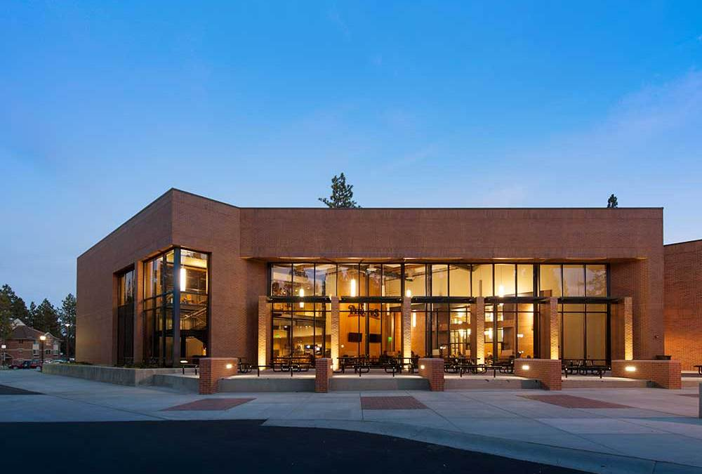 Whitworth Hub and Dining Expansion