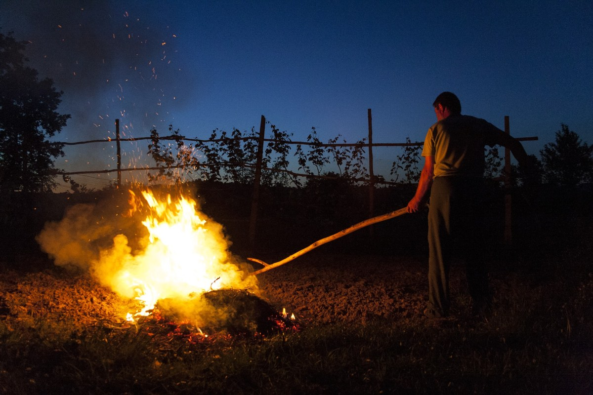Burning Rules - Walker County, GA - Official Government Site