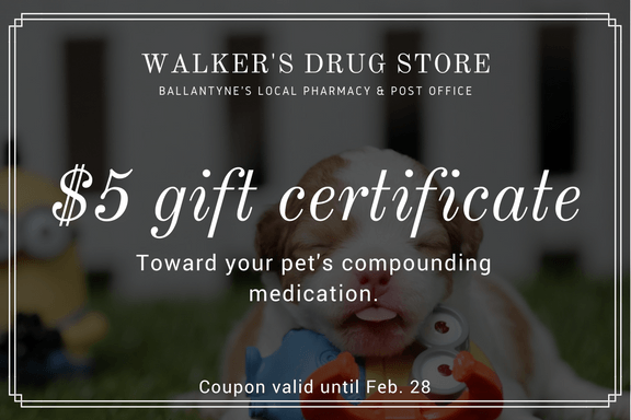 walker drugs pet compounding coupon