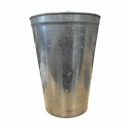 Metal Maple Syrup Bucket