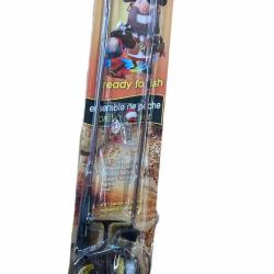 Emery Kid's Spincast Pirate Fishing Rod and Reel