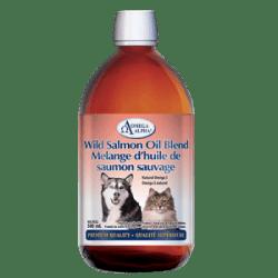 Wild Salmon Oil Blend