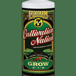 Foxfarm-Cultivation Nation Grow