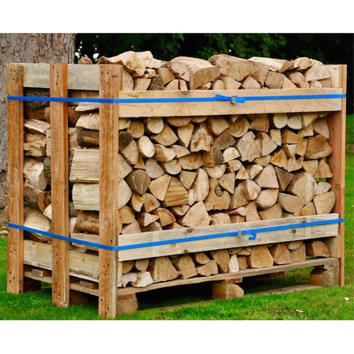 Half Crate Kiln Dried Logs