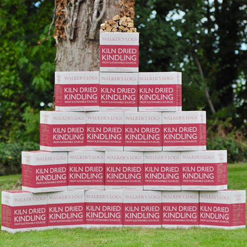 Kiln dried logs kindling 20 box