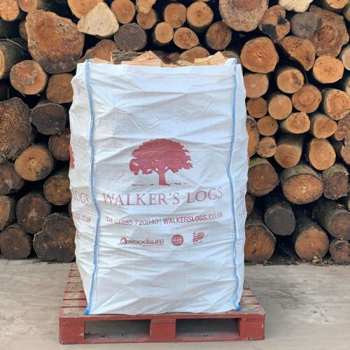 Large Bulk Bag Kiln Dried Logs