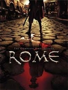 Rome The Complete First Series DVD
