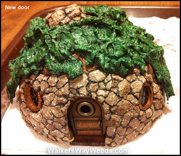 Hobbit Haven-door